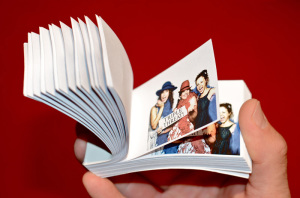flip book maker rental