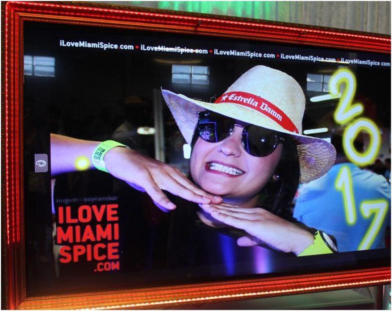 I Love Miami Spice Branded