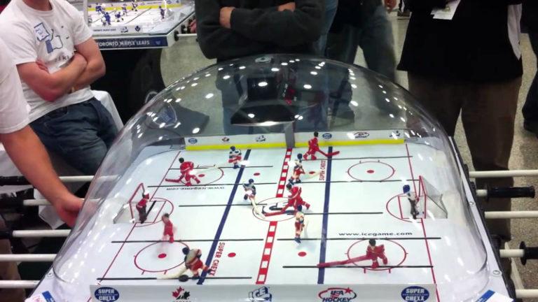 Bubble Hockey Table Rental