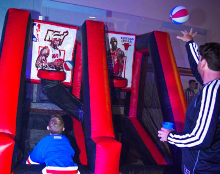 Inflatable Basketball Pop Shots-3