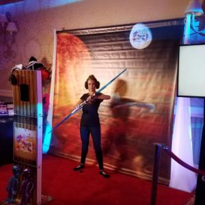 Boomerang Booth 25