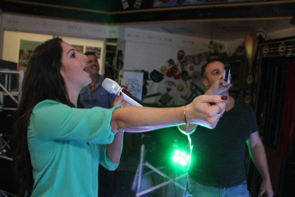 LED Video Karaoke 4