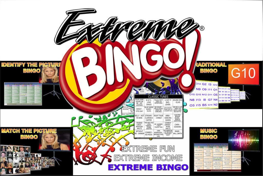 Extreme Bingo Rental by concha solutions llc
