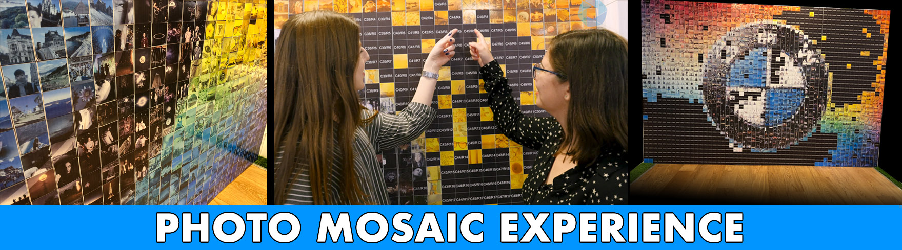 MOSAIC BANNER corporate specials by concha solutions