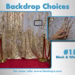 by concha Backdrop Choices18b