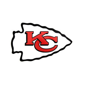 AI NFPO1603 Kansas City Chiefs Logo Giant Officially Licensed Pool Graphic prod all