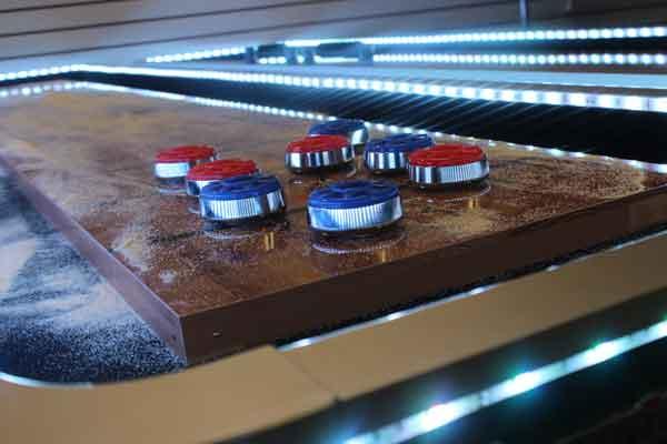 Table shuffleboard by concha solutions llc