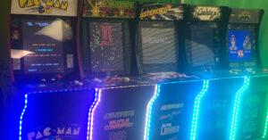 Arcade Games Pandemic Drop Off
