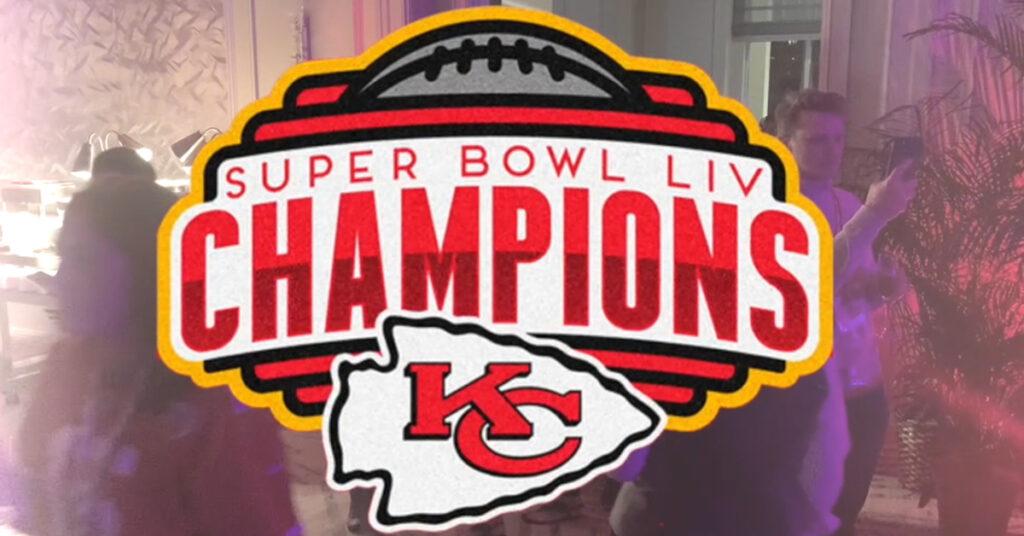Chiefs win the Super Bowl