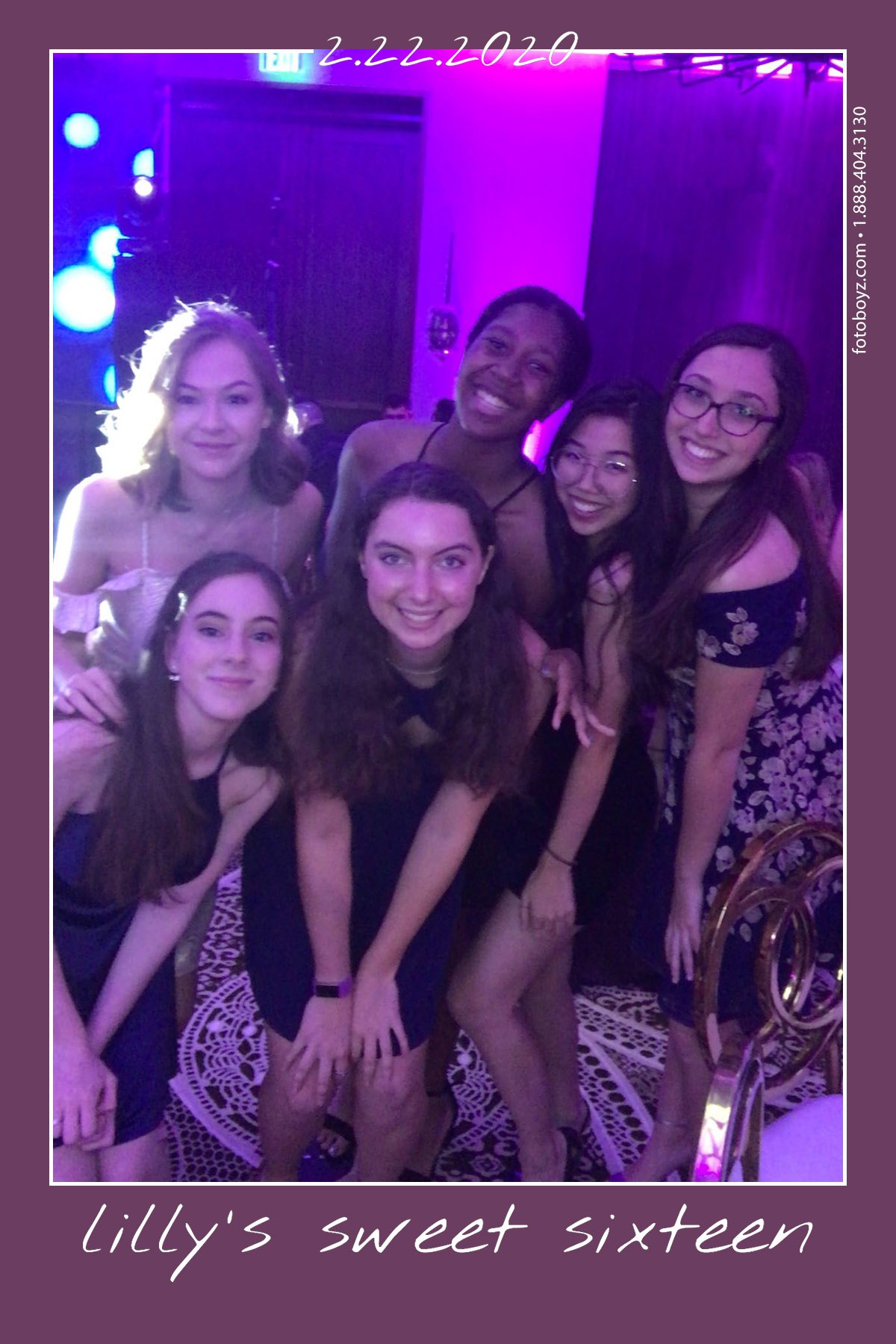 Lilly's Sweet 16 Selfie Mirror Featured Image
