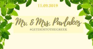 Pavlakos Wedding Wyndham Grand