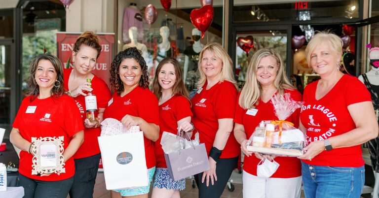 galentines sip and shop 2021 led roving photo booth featured image 3