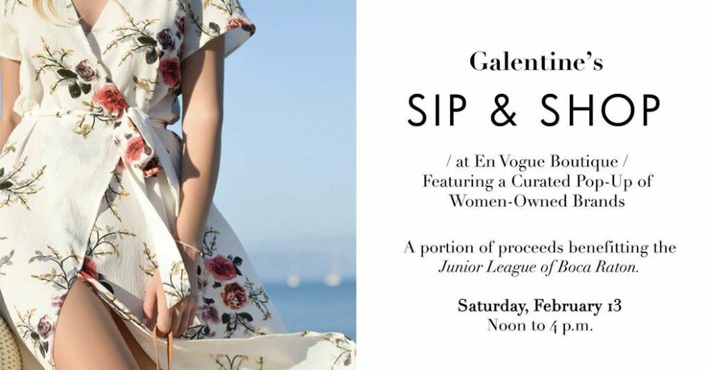 galentines sip shop 2