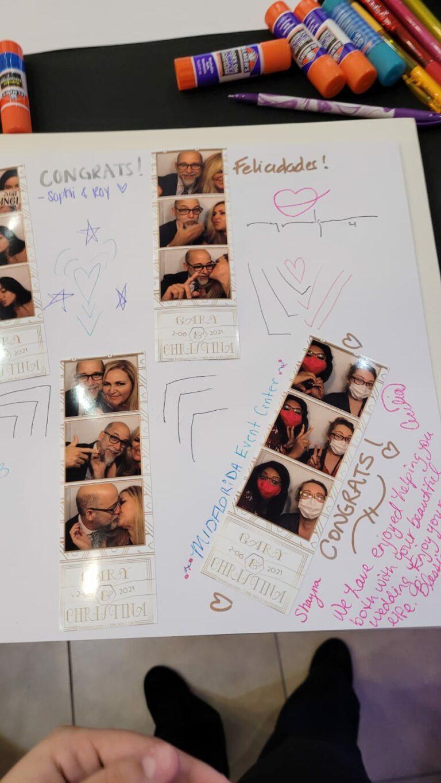 wedding scrapbook memories