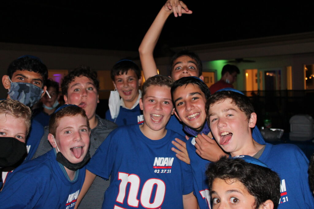 Noams Bar Mitzvah Games Competition 3