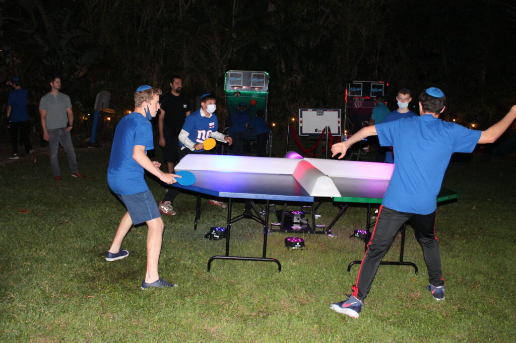 Noams Bar Mitzvah Games Competition 5