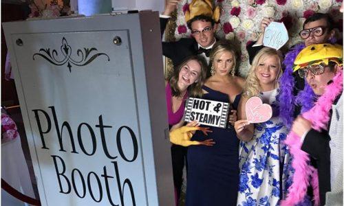 Classy Open Photobooth