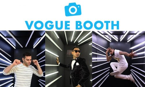 VOGUE BOOTH