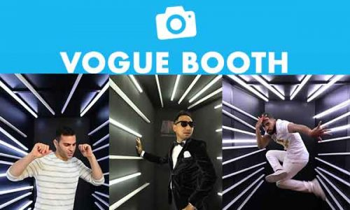 VOGUE-BOOTH